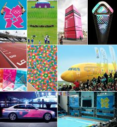 london olympics 2012: the look of the games designboom.com