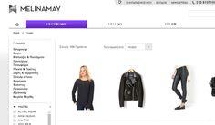 MelinaMay - Ρούχα και Παπούτσια | Online Καταστήματα - Webfly.gr