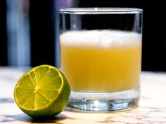 Modified Leah:      1/2 ounce Hendrick's gin      1/2 ounce St. Germain Elderflower Liqueur      1/2 ounce simple syrup      3/4 ounce freshly squeezed lime juice      1 dash Fee Brothers celery bitters