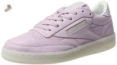 Reebok Club C 85 Womens Sneakers Purple - Reebok sneakers for women  (*Amazon Partner