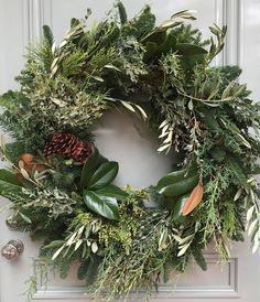 Merry Christmas!  #wefleurt #fleurtflowers #christmaswreath #herbwreath #christmas #wreath #merrychristmas #organic
