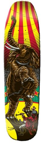 THE ROGUE Pool Shape By Elephant Skateboards , New Mike V brand!! OUT now!! www.longboardlabs.ca