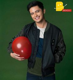 James Reid for Bench (ctto)