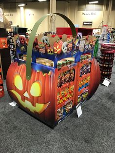 Frito-Lay Halloween Free Standing Unit - Looking to get noticed with your point of sale display in a busy, fast-paced retail environment? Increase confidence in your sales with www.popthis.com.au