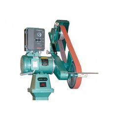 "*Model 960 Variable Speed 1.5hp 220v/1ph 2""x72"" grinder"