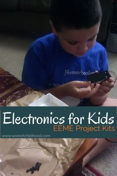 EEME Electronics for Kids