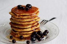 The Big Diabetes Lie Recipes-Diet - Une recette inratable de Pancakes pauvres en glucides, sans gluten sans lait au Thermomix sur Yummix Pancakes Sans Gluten, Buttermilk Pancakes, Sin Gluten, Lactose Free Diet, Diabetes, No Carb Diets, Paleo Diet, Healthy Nutrition, Healthy Food