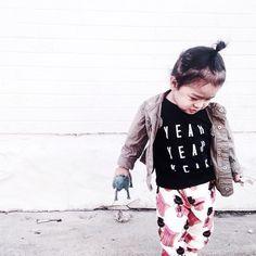 yeah yeah yeah | young one apparel
