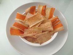 Chips de Surimi - Entrada fantástica para você preparar sem sair do foco na dieta Dukan! Confira a receita!