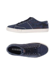 Napapijri sneakers and tennis shoes basse uomo Blu scuro ad Euro 85.00 in   Napapijri 0749a234817