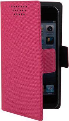 "Muvit Folio Case  — 599 руб. —  Тип: чехол-книжка. Максимальный размер экрана: 4 "". Цвет: розовый. Совместимость: alcatel one touch pop c3, alcatel ot 991 smart, alcatel pop s3, apple iphone 5s, apple iphone 5, blackberry 9720, blackberry q5, doro liberto® 810, huawei ascend y330, lg optimus l3 ii, microsoft lumia 435, microsoft lumia 532, mtt smart max, nokia lumia 530, nokia x, nokia xl, samsung galaxy young 2, samsung galaxy pocket 2, samsung galaxy ace 3, samsung galaxy trend lite…"