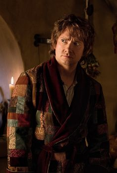 """""""I like visitors as much as the next hobbit, but I do like to know them before they come...visiting."""""""