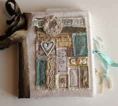 Art Quilt JournalWrite by rebeccasower on Etsy