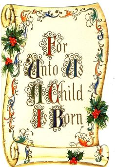 (via Jesus | ❄ Christmas Traditions ❄)