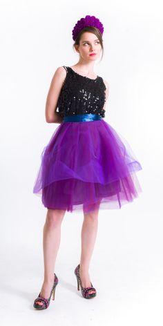 carevna Back To Black, Tutu, Ballet Skirt, Skirts, Fashion, Moda, Fashion Styles, Tutus, Skirt
