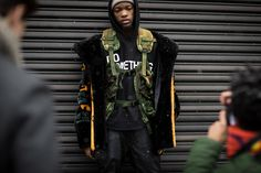 After London, Milan and Paris, Highsnobiety's roaming lens has arrived at New York Men's Fashion Week to snap the best in street style. See it here.