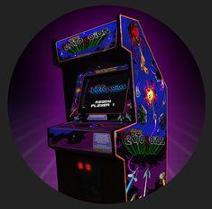 Super Vektoroids Arcade Games, Video Games, Videogames, Video Game