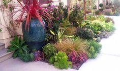 Gardens mediterranean-landscape