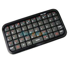 Mini Black 49 Keys Bluetooth Keyboard for iPad/iPhone 3G/3GS/4 and iPod Touch (EGS0958)  $19.74  www.mnrsoft.com
