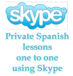 Skype Lessons Ele Online Learn Spanish, How To Speak Spanish, Spanish Lessons Online, Skype, Online Tutoring, Listening Skills, Classroom Environment, How To Gain Confidence, Conference