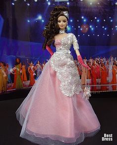 Miss Ingushetia (dress Hobeika)
