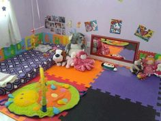 Ideas For Baby Bedroom Ideas Neutral Mirror Baby Playroom, Baby Room Decor, Montessori Bedroom, Montessori Baby, Toddler Rooms, Baby Boy Rooms, Room Baby, Baby Bedroom Ideas Neutral, Baby Play Areas