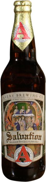 Avery's Salvation Belgian - sounds interesting and would like to try brewing a clone