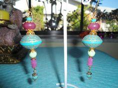 Sultana earrings    $18