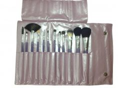 Crimson Makeup Brushes Complete Cosmetic Cases - http://world wide web.essencell.internet/makeup/makeup-brushes/crimson-makeup-brushes/