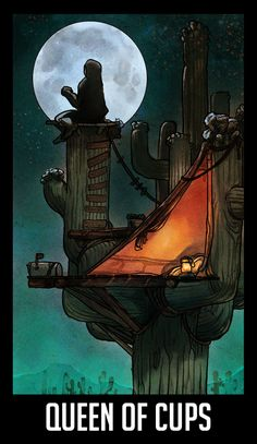 2 cards in one day! How wonderful! Click Here for the Masterpost of WTNV Tarot Cards!