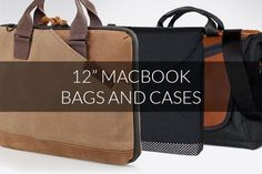 Getting the new Apple 12-inch MacBook? #AmericanMade Bags: http://www.sfbags.com/collections/12-inch-macbook-sleeves-and-cases