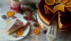 Sernik na piernikowym spodzie to pyszne ciasto, rozpływające się w ustach. Dodatek przypraw korzennych sprawia, że ciasto idealnie nadaje się na święta Bożego Narodzenia Waffles, French Toast, Breakfast, Food, Morning Coffee, Essen, Waffle, Meals, Yemek