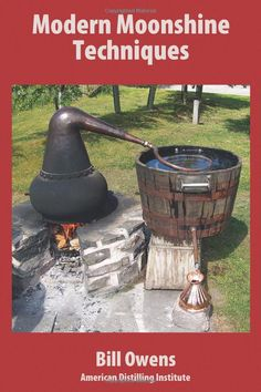 You don't have to actually want to make moonshine to own this book: even if you have no intention of making it you'll learn a great deal about fermentation and distillation.