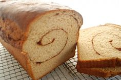 100% Whole Wheat Cinnamon Swirl Bread | Flourish - King Arthur Flour's blog