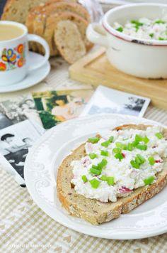 Polish Cottage Cheese With Radish (polish Sandwich Spread) Recipe on Yummly