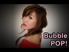 HyunA 'Bubble POP!' look - bubzbeauty