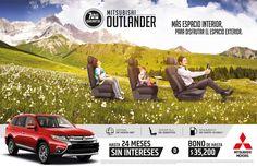 Aprovecha y estrena el nuevo Mitsubishi Outlander
