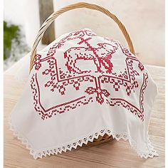 Winter Christmas, Most Beautiful Pictures, Drawstring Backpack, Needlework, Cross Stitch, Arts And Crafts, Told You So, Textiles, Easter