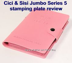 Cici & Sisi Jumbo series 5 stamping plate review