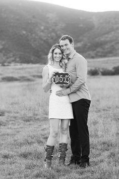 My engagement pics