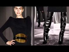 Tom Ford Womenswear Fall Winter 2012 2013 Collection