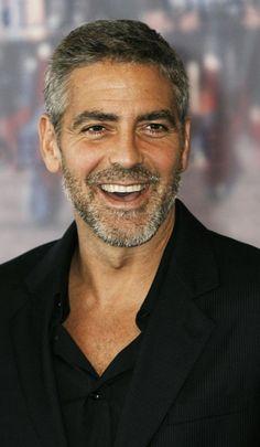 George Clooney <3 #lilyandgeorge <3