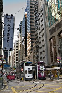 Hong Kong Street Scene near Western Market by D200-Paul, via Flickr