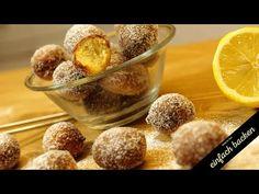 Quarkini - Quarkbällchen selber machen - YouTube Pretzel Bites, Bread, Marcel, Fruit, Breakfast, Food, Muffins, Videos, Party