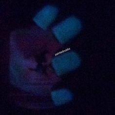 Painted Nubbs: Spellbound Nails Be My Valentine Trio Amor
