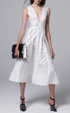 J. Mendel Resort 2014 Trunkshow Look 5 on Moda Operandi