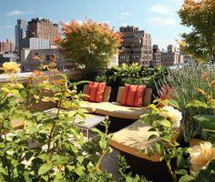 12 idee per trasformare una piccola terrazza o un balcone in unoasi ...
