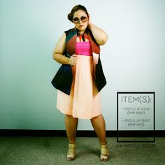 "Erzullie Fierce Plus Size Fashion Philippines: PLUS SIZE STYLE: #OOTD ""EVERYBODY HAS AN ANGLE"""