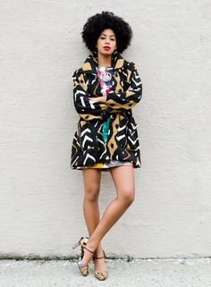 Vogue Daily — Solange Knowles