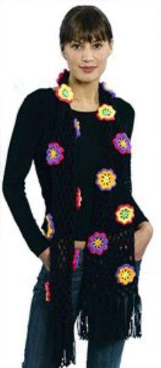 Free Scarf Knitting Patterns — NobleKnits Knitting Blog | knitting ...